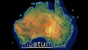 часть света Австралия