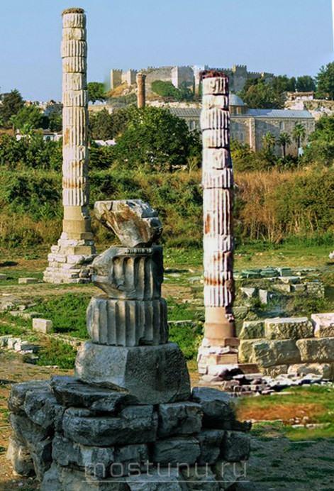 Храм Артемиды сегодня