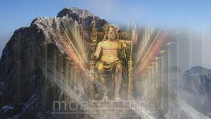 Статуя Зевса Олимпии