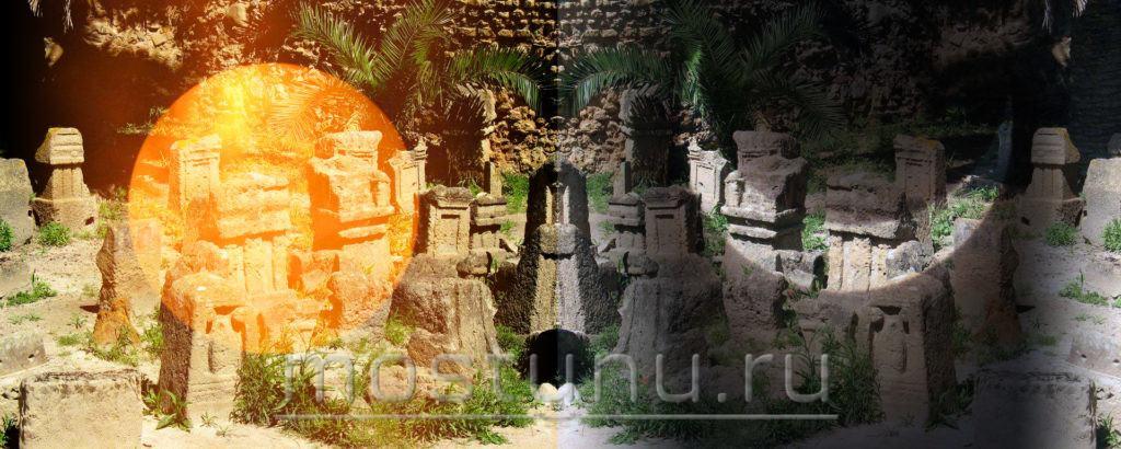 Кладбище Тофет