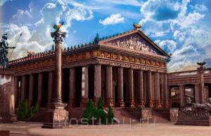 Храм Артемиды Эфес