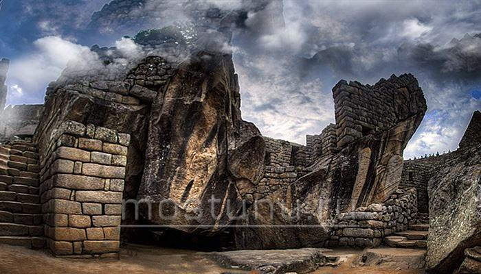 Храм Мачу-Пикчу