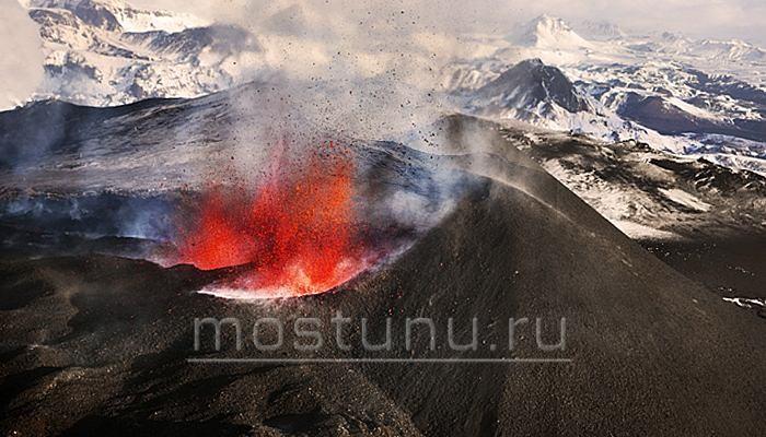Вулкан Эйяфьядлайёкюдль