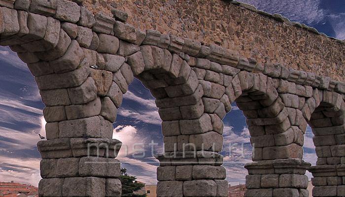 Акведук Сеговия, Испания