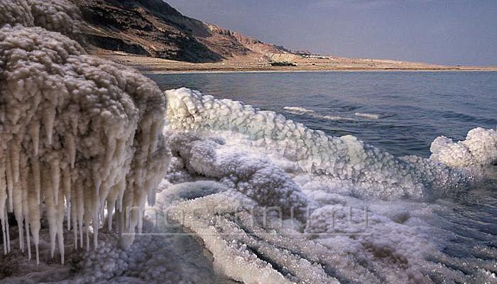 Творение мертвого моря